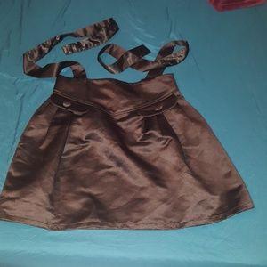 Betsey Johnson Black Skirt